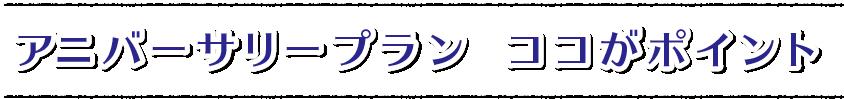 ノーブル女子会 ココがポイント!