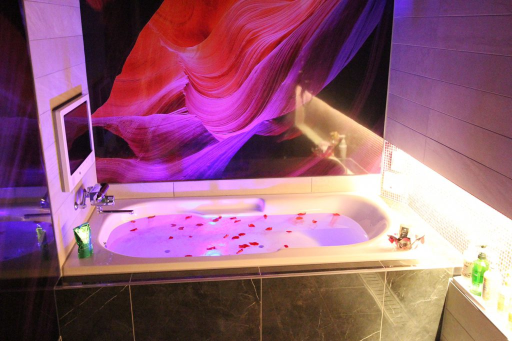ホテルノーブルのお風呂