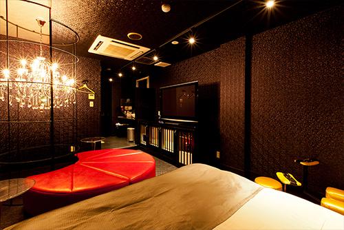 ホテルノーブルの203号室