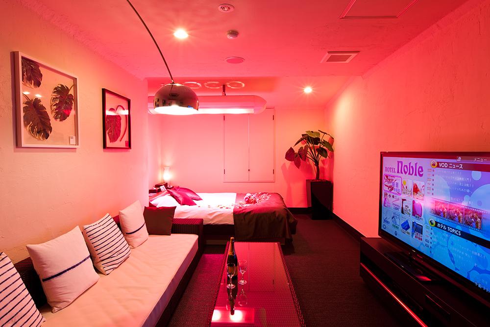 ホテルノーブル211号室